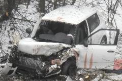 В Черкасской области машина врезалась в дерево - 3 погибших - фото