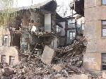 В Константиновке в жилом доме рухнула стена - есть пострадавшие