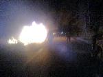 В Крыму загорелся экскурсионный автобус с пассажирами