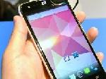 ZTE показала смартфон с процессором Intel частотой 2 ГГц