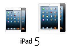 iPad 5 выйдет осенью - фото