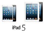 iPad 5 выйдет осенью