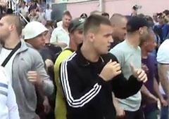 Свободовцы провели пикет у дома Вадима Титушка - фото