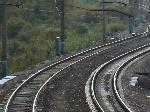 В Житомире локомотив переехал пополам мужчину