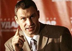 Кличко считает, что диалог с президентом должен состояться в стенах парламента - фото
