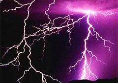 На Житомирщине в результате удара молнии погибли два человека - фото