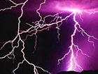 На Житомирщине в результате удара молнии погибли два человека