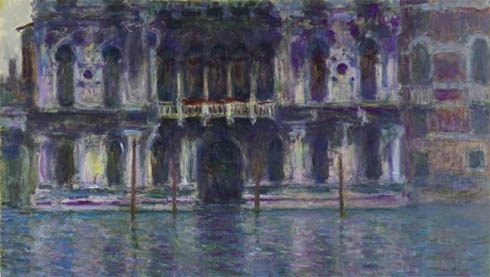 «Палаццо Контарини» Клода Моне продали за 20 млн фунтов - фото
