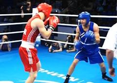 Павел Ищенко - чемпион Европы по боксу - фото