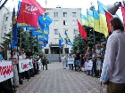 В Броварах активисты требуют прекратить политический террор