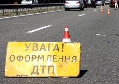 В Киеве на площади Интернациональная в аварии погибла женщина, 10 человек травмировано - фото