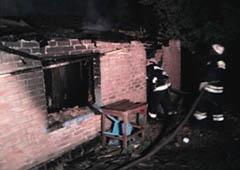 В пожаре в Кировограде погибли 4 человека - фото