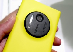 Nokia представила телефон с 41-мегапиксельной камерой - фото