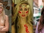 Похитили трех активисток Femen и журналиста