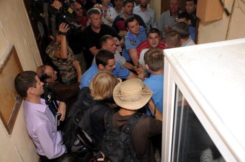 В Фастовском райотделе милиции ищут камеру пыток - фото