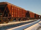 На Луганщине сошли с рельсов 12 вагонов поезда