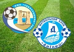 «Севастополь» с «Днепром» сыграли вничью - фото