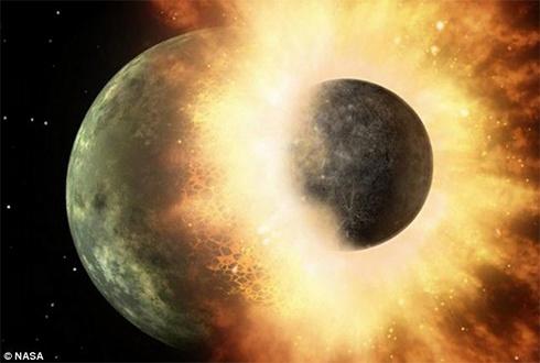 Луна моложе, чем мы думали? - фото