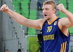 Сборная Украины по баскетболу пробилась на чемпионат мира - фото