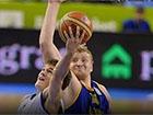 Сборная Украины проходит во 2-й групповой раунд Евробаскета
