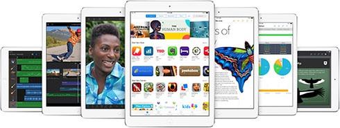 Apple представила новые планшеты iPad - фото