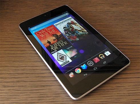 Google показал рекламу Nexus 7 - фото