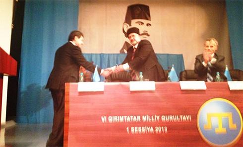 Избран новый председатель Меджлиса - фото