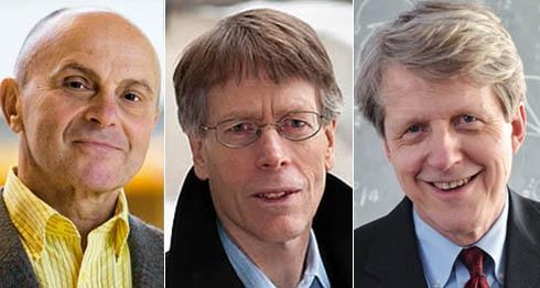 Нобелевскую премию по экономике получат трое американцев - фото