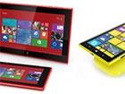 Nokia представила гигантские смартфоны и планшет