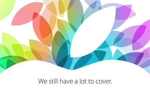iPad 5 и iPad mini 2 ожидаются 22 октября - фото