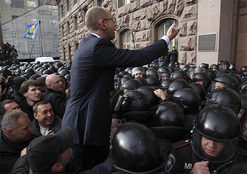 Оппозиция хочет обратиться в Совет Европы относительно выборов в Киеве - фото