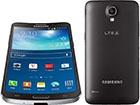 Samsung представил смартфон с вогнутым экраном
