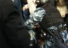 События под Киевсоветом 2 октября 2013 года [видео] - фото