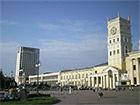 В Харькове с вокзала эвакуировали 1800 человек