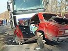 В Хмельницкой области водитель «Жигулей» выехал на встречную - погибла целая семья