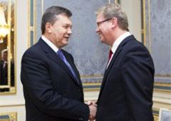 Янукович пообещал определиться с вопросом Юлии Тимошенко - фото