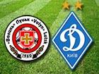 «Динамо» забило 4 гола в Луцке