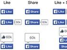 Facebook изменила дизайн кнопки «Нравится»