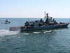 «Гетман Сагайдачный» защитил гражданское судно от пиратов
