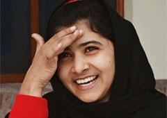 Пакистанской школьнице вручили премию Сахарова - фото