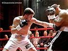 Евгений Хитров успешно стартовал на профессиональном ринге - нокаутировал соперника