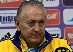 Михаил Фоменко остается тренером национальной сборной по футболу - фото