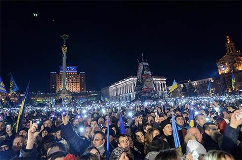 На 22 декабря людей снова зовут на Народное вече - фото