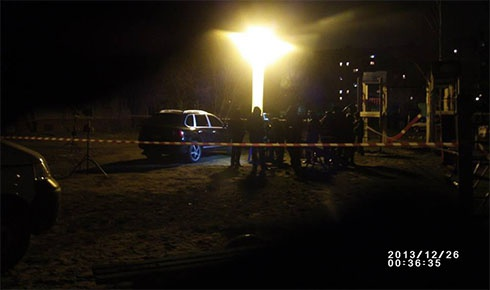 Найден автомобиль нападавших на Татьяну Чорновил - фото