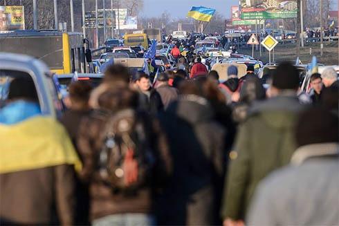 Объявлен план действий Майдана на январь - фото