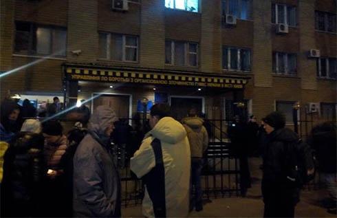 УБОП задержал журналиста Андрея Дзындзю - фото