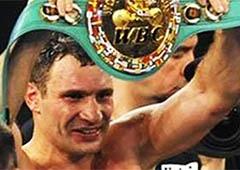 Виталий Кличко выбыл из рейтинга WBC и стал почетным чемпионом - фото