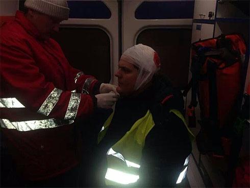 Вследствие ночной «зачистки» Майдана пострадали 30, госпитализированы 15 человек - фото