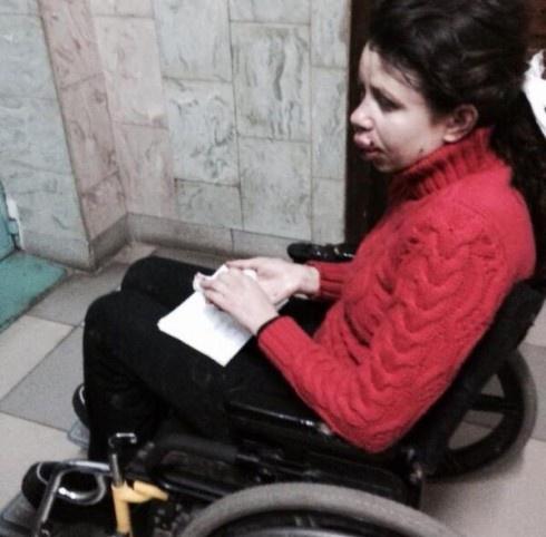 Жестоко избили Татьяну Чорновил - журналистку и активистку - фото