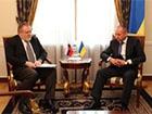 МИД вручило ноту временному поверенному РФ в Украине Андрей Воробьеву